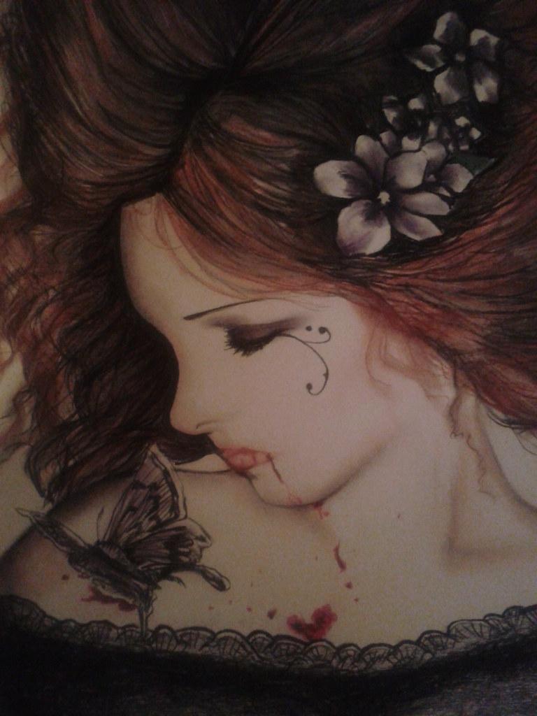 """Copia de """"Butterfly"""" de Victoria Fránces."""