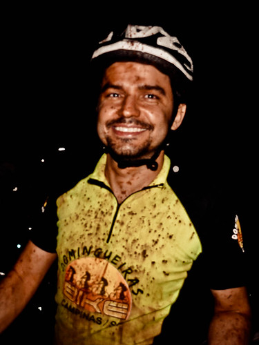Retrato depois do pedal / Portrait after ride