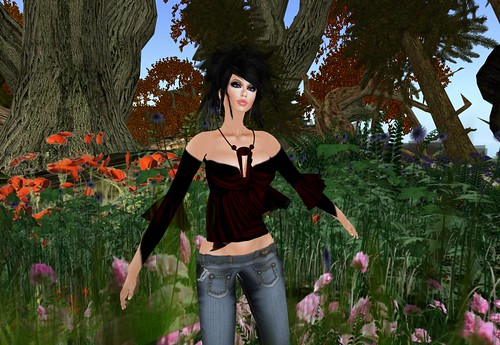 Gift top Midnight Morea Style by Cherokeeh Asteria