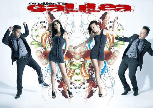 Galilea 2012 - orquesta - cartel dianteira