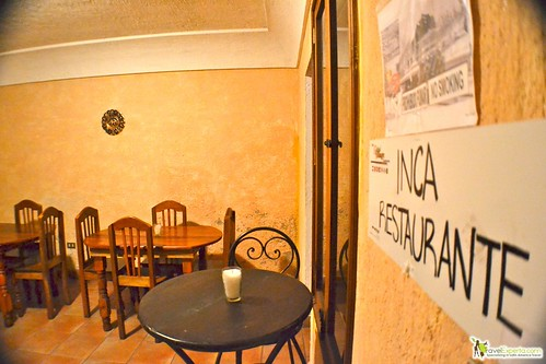 peruvian restaurant antigua guatemala - inca restaurant