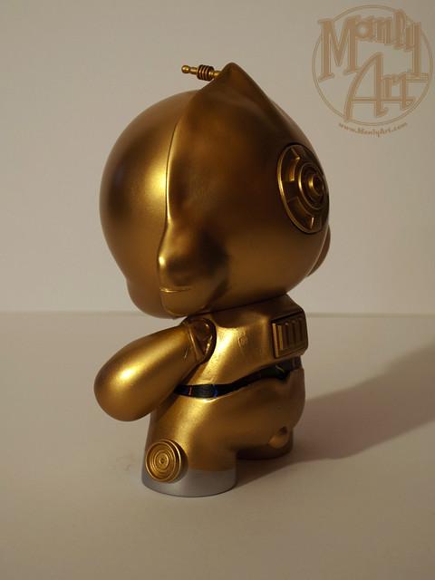 C-3PO Custom Munny