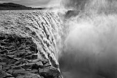 Dettifoss II - Icelandic Waterfall Series - Iceland