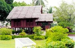 Rumah kelahiran seniman agung Tan Sri P Ramlee