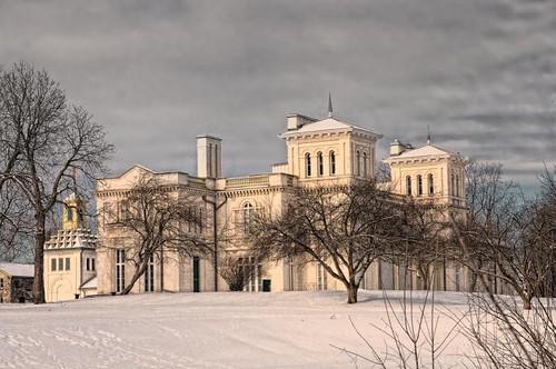 Image result for dundurn castle winter