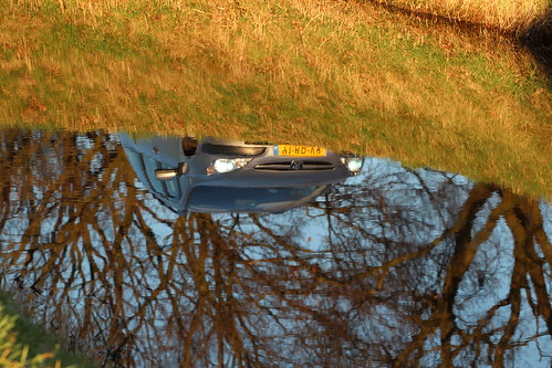 Spiegeling Peugeot 307