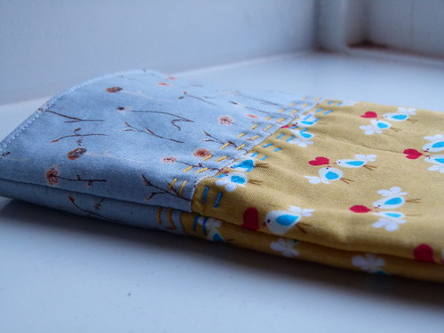 Tablet PC pouch for Granny