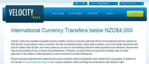 从纽西兰怎么汇钱回家