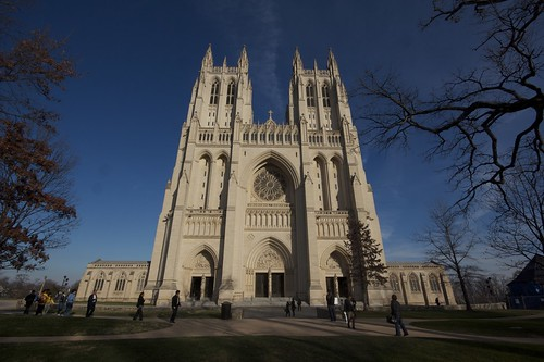 National Cathedral by Candace Rardon