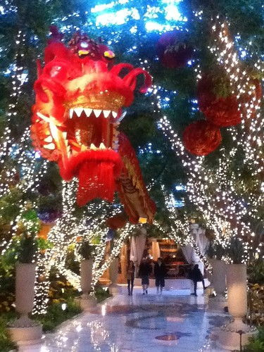 Year of the Dragon @ Wynn Las Vegas