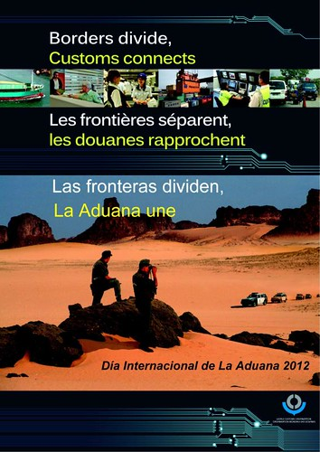 01_OMD poster dia internacional de la Aduana 2012_© 2012 World Customs Organization