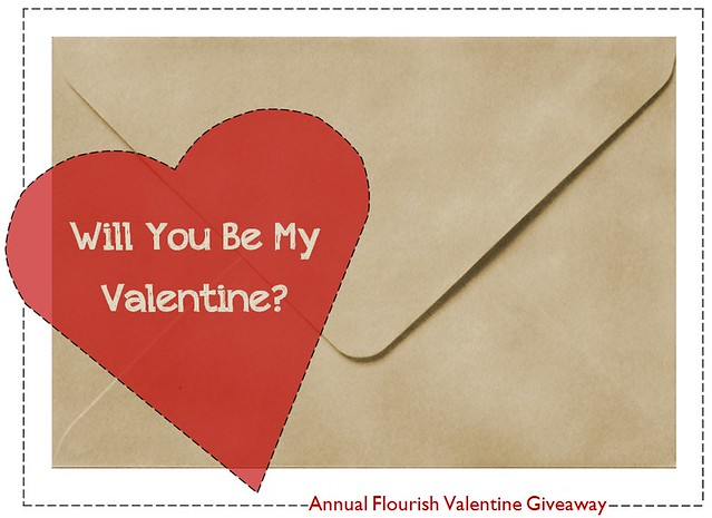 valentine giveaway 2012