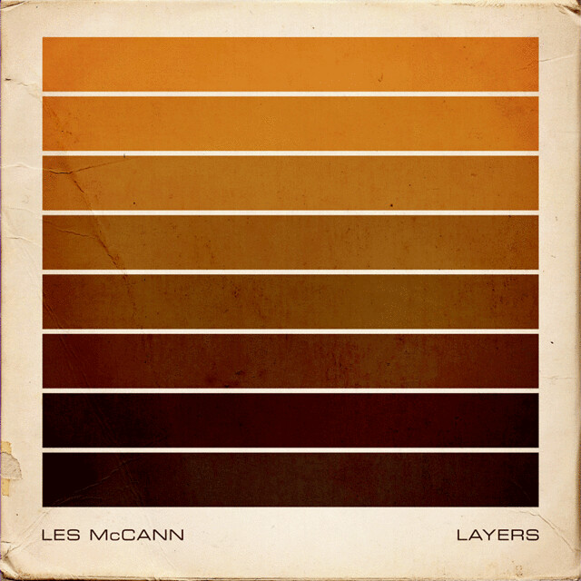 Les McCann - Layers redesign