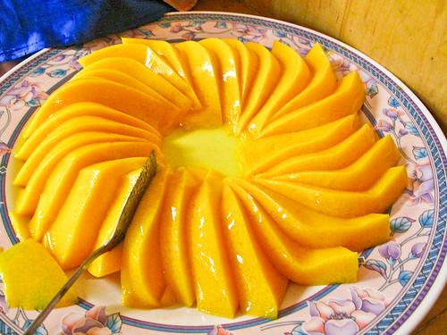 IMG_1744 Mango pudding ,芒果布丁
