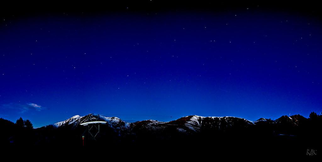 Albada - Amanecer - Sunrise / Col de la Botella - Andorra