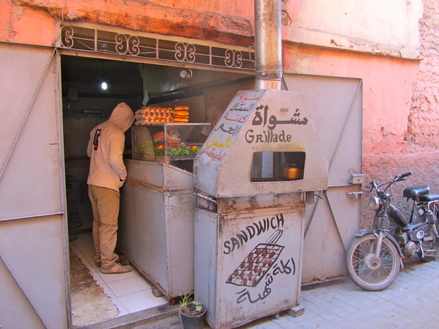 Mellah marrakech