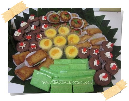 Snack Tampah by DiFa Cakes