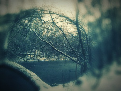 I'm always drawn to the river by kim/ber