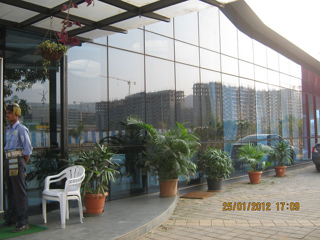 Site Office of Megapolis, Hinjewadi Phase 3