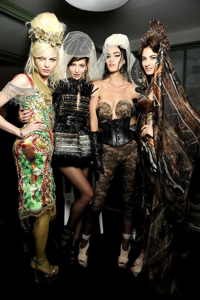 Andrej Pejic3306_SS12 Jean Paul Gaultier Haute Couture(VOGUE)