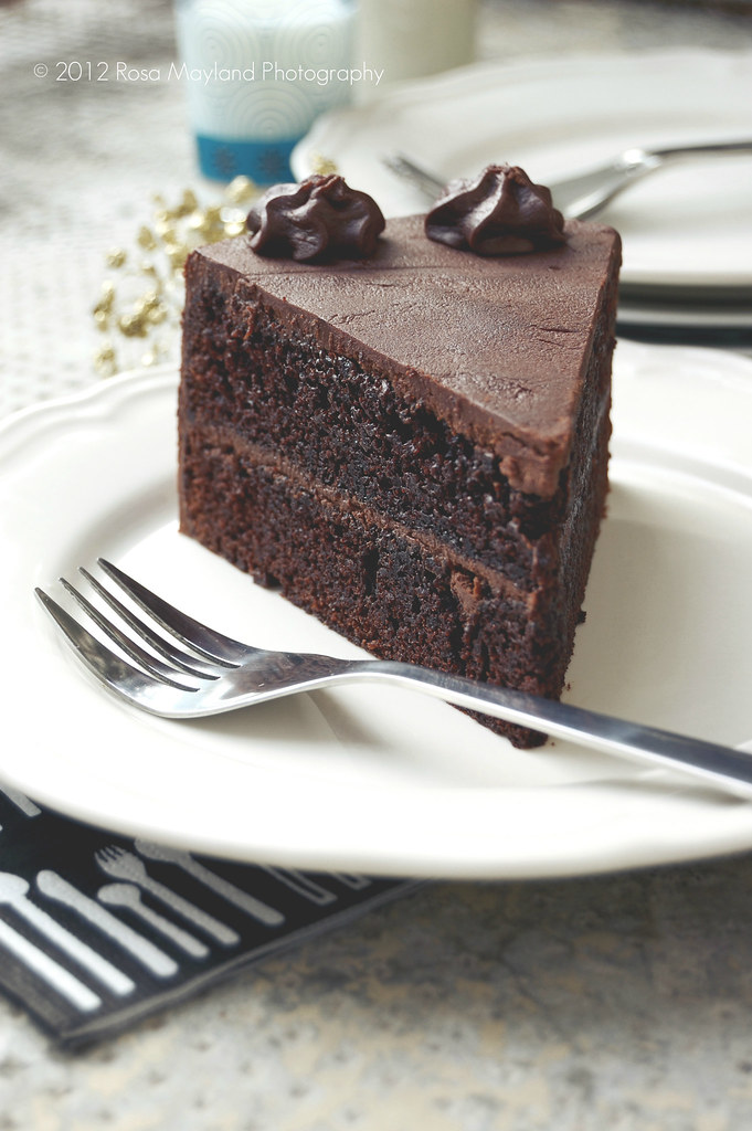 Rosas Cafe Chocolate Cake Recipe