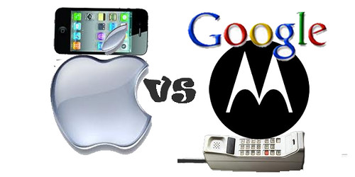 Motorola Vs Apple
