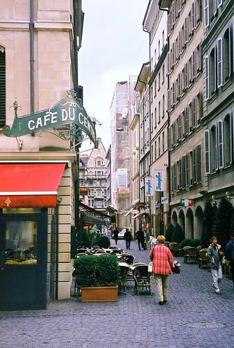 Rue du Moulard, Geneva (c2012 FK Benfield)