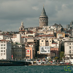 Galata Tower - Istanbul, Tower
