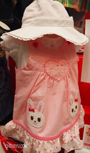 mikikouse ミキハウスの子供服うさこ
