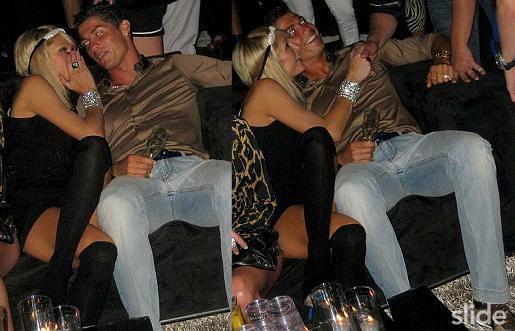 Cristiano-Ronaldo-Paris-Hilton