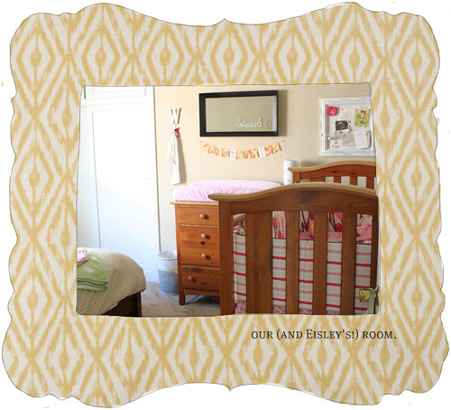 our (and Eisley's!) room.