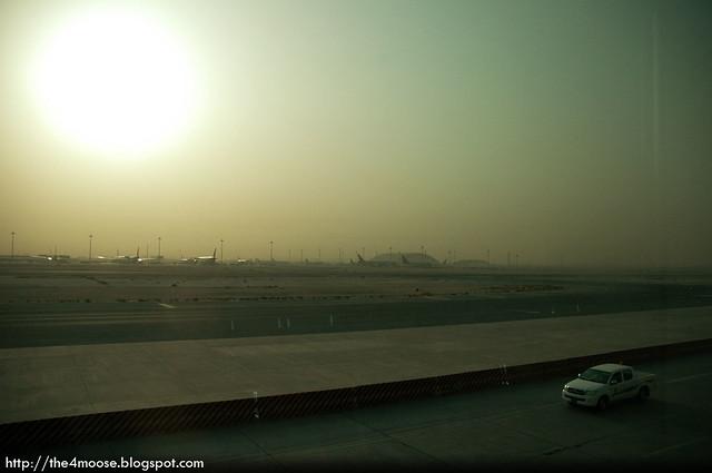 Doha International Airport - Morning