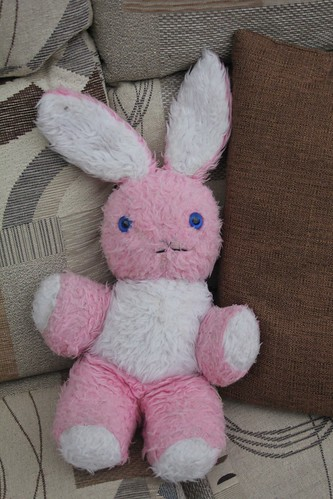 Day 30 - Pink Bunny