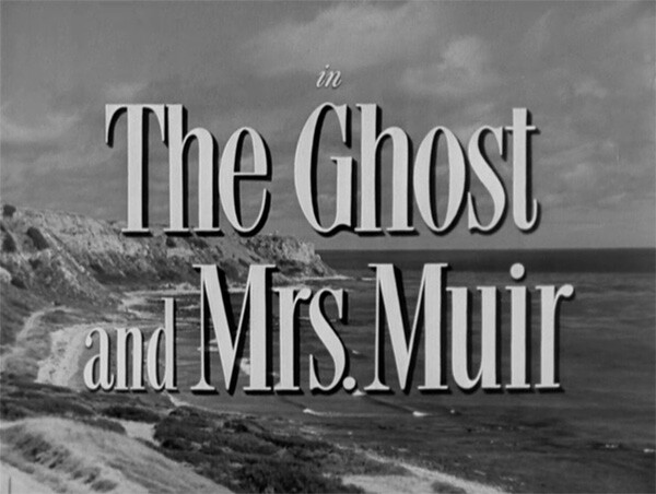 Ghost & Mrs. Muir -title