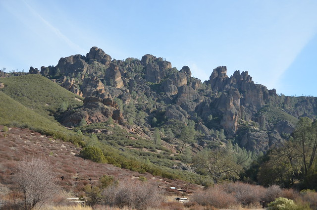 Pinnacles Too!
