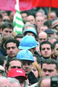 L'Italia ai tempi di Monti. Una nota sulle proteste delle ultime settimane