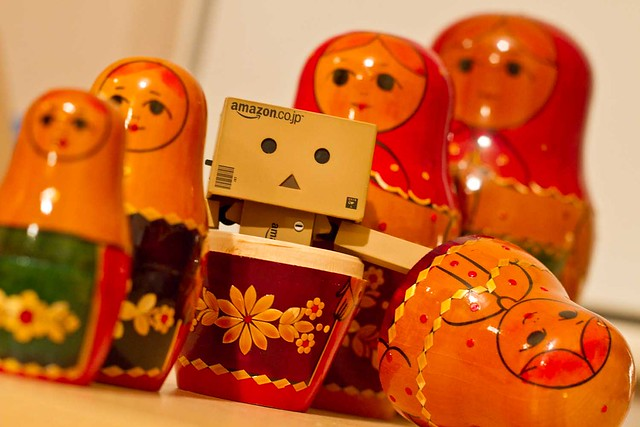 Russian Doll Danbo