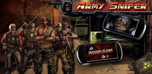Francotirador Army Spiner android - Image