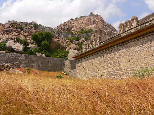world travel india mountain history stone landscape fort hills walls