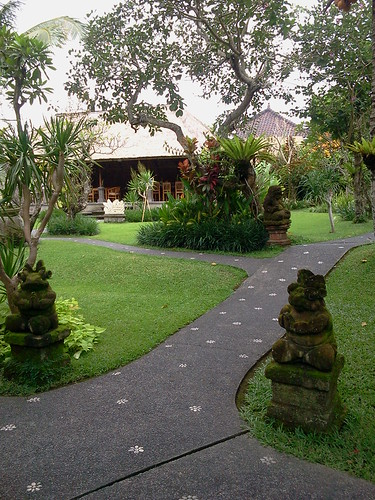 Sri Ratih Cottages, Ubud, Bali, Indonesia