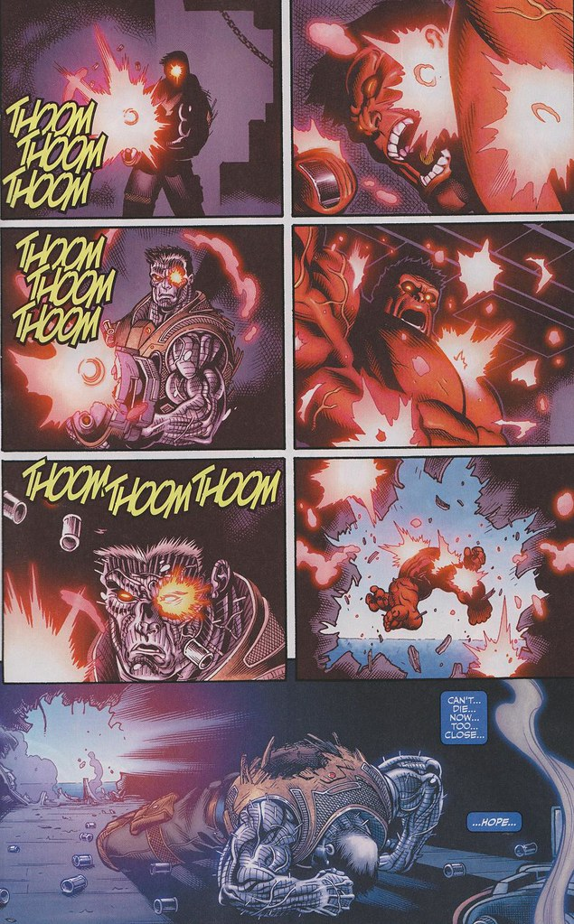 avengers x-saction #3