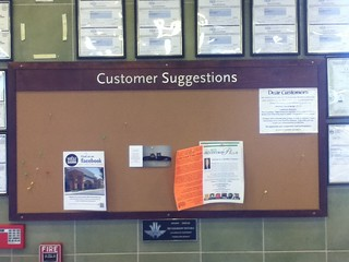 Whole Foods: Message Board