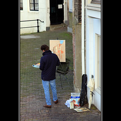 ... painter ...