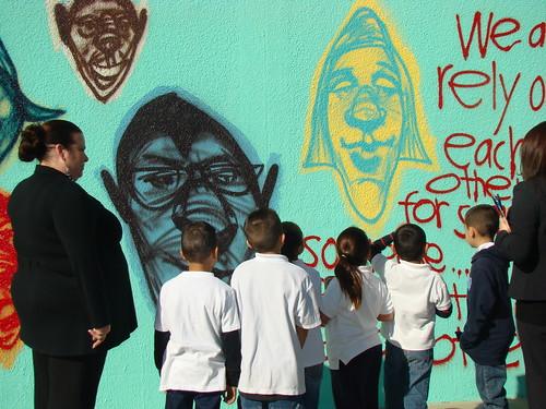 Wirtz Elementary School Mural Project