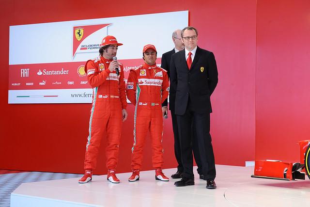 Ferrari F2012-18