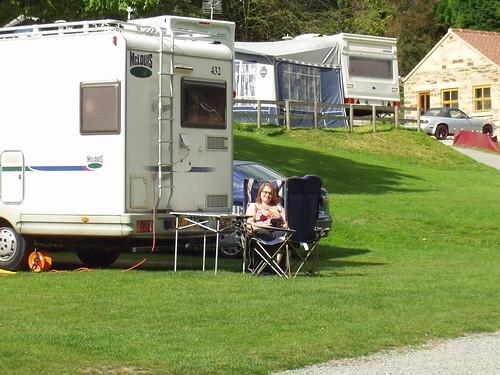 Cote Ghyll Caravan & Camping Park 2007