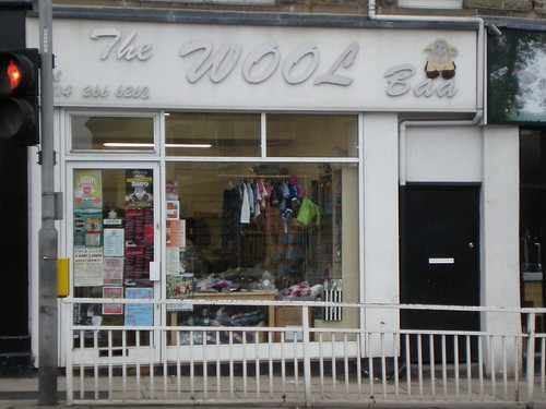 Wool Baa in Sheffield