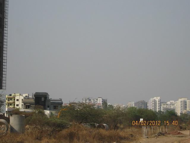 View of Wakad - Visit Gini Viviana, 2 BHK 2.5 BHK 3 BHK Flats & 3 BHK Duplex, behind MITCON, opposite Balewadi Sports Complex, Balewadi, Pune 411 045