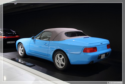 Porsche 968 Flickr Photo Sharing