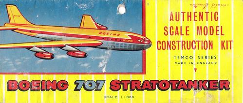 Boeing 707 Stratotanker